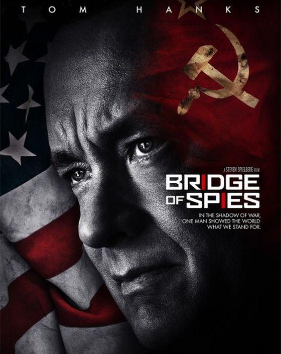 Постер фильма «Шпионский мост»
