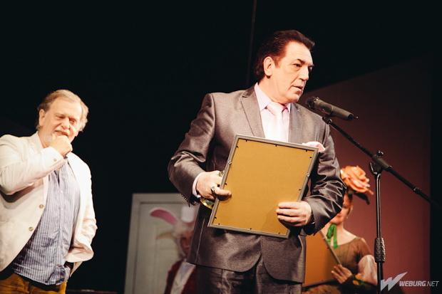 Анатолий Бродский, Театр музыкальной комедии. Фото (С) Weburg.net