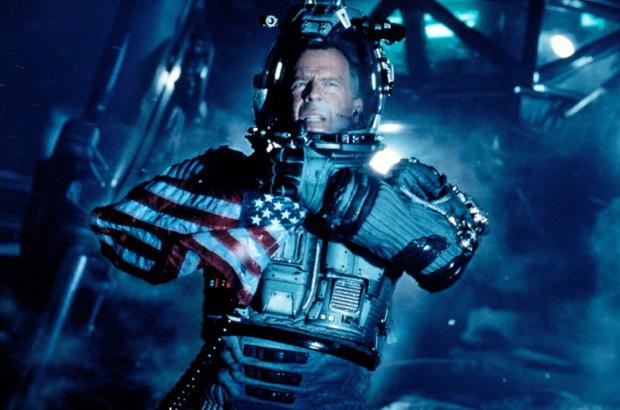 Брюс: «Я спасу этот фильм!» Кадр из «Армагеддона»