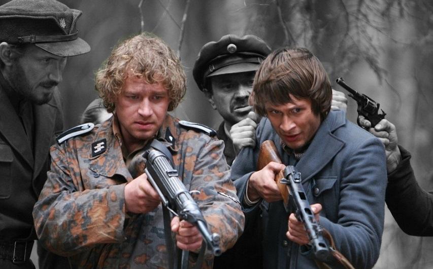 Кадр из фильма «Мы из будущего 2»