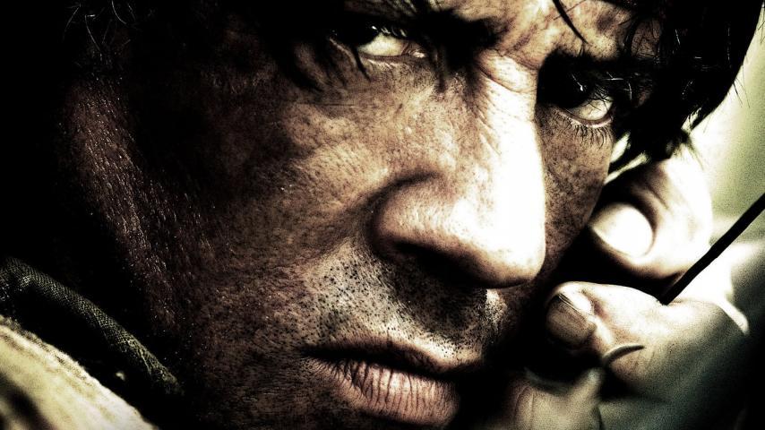 Кадр из фильма «Рэмбо 4»