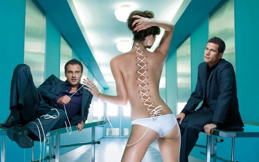 Постер сериала «Части тела»