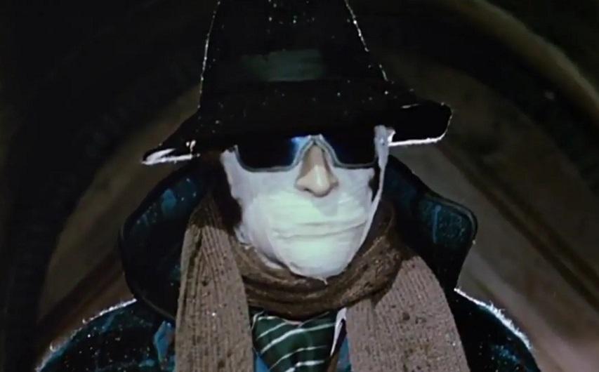 Кадр из фильма «Человек-невидимка»