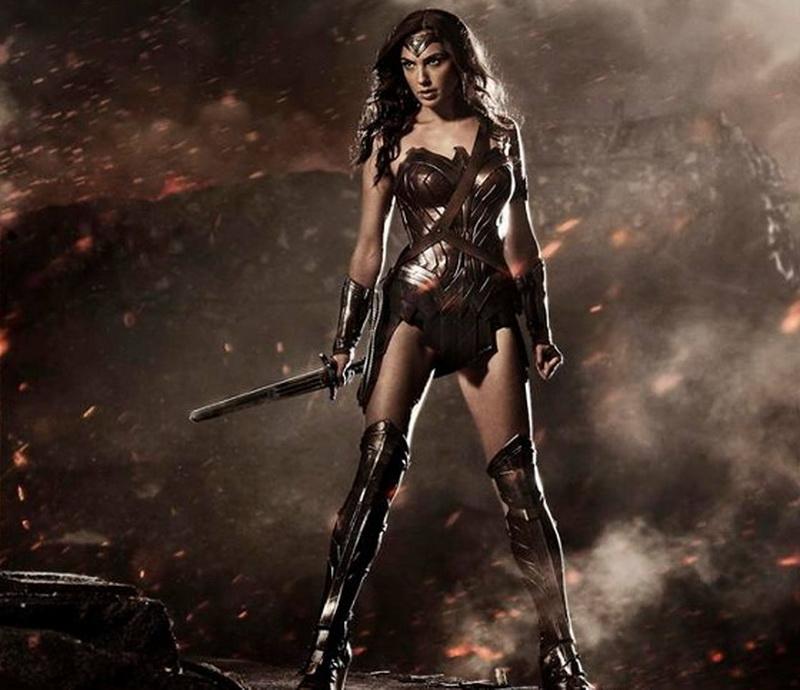 Промо-арт к фильму «Бэтмен vs Супермен: На заре справедливости»