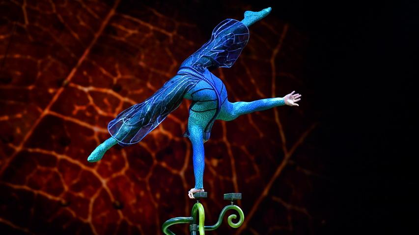 Попасть на цирк дю Солей стоит хотя бы раз в жизни. Фото с сайта leeds-list.com