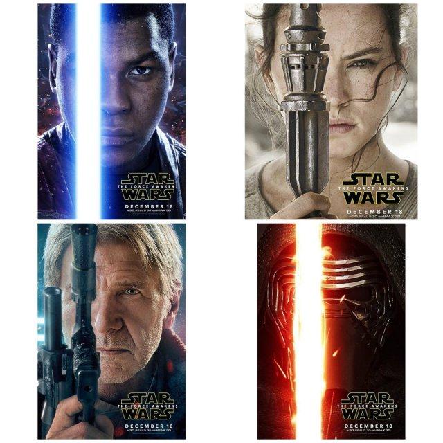 Постеры к фильму. Кадры из Instagram