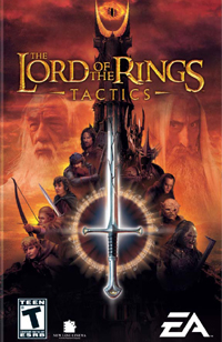 Обложка игры «The Lord of the Rings: Tactics»