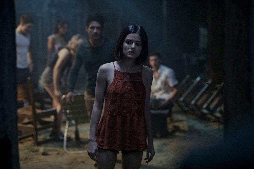 Кадр из фильма «Правда или действие»