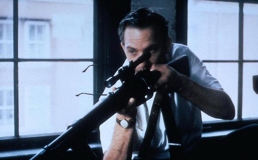 Кадр из фильма «Джон Ф. Кеннеди: Выстрелы в Далласе»