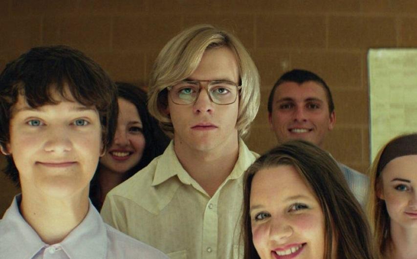 Кадр из фильма «Мой друг Дамер»