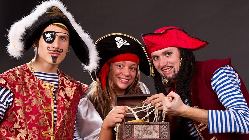 Аниматоры «пираты». Фото с сайта центрчудес.рф