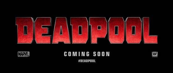 Тизер-постер фильма «Дэдпул»