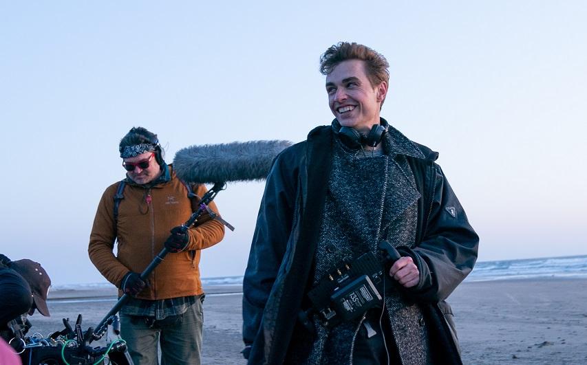 На съемках фильма «Кто не спрятался». Фото с сайта indiewire.com