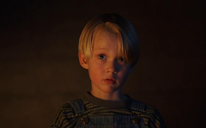 Кадр из фильма «Деннис-мучитель»
