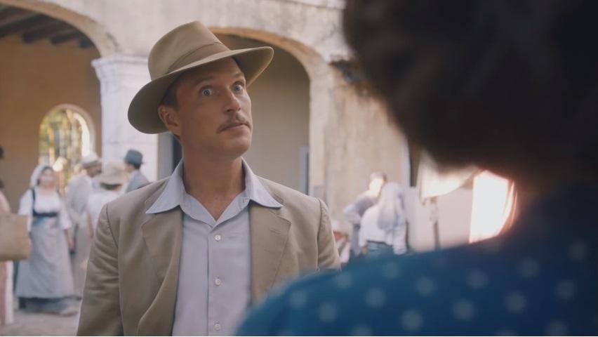 Кадр из сериала «Даррелы»
