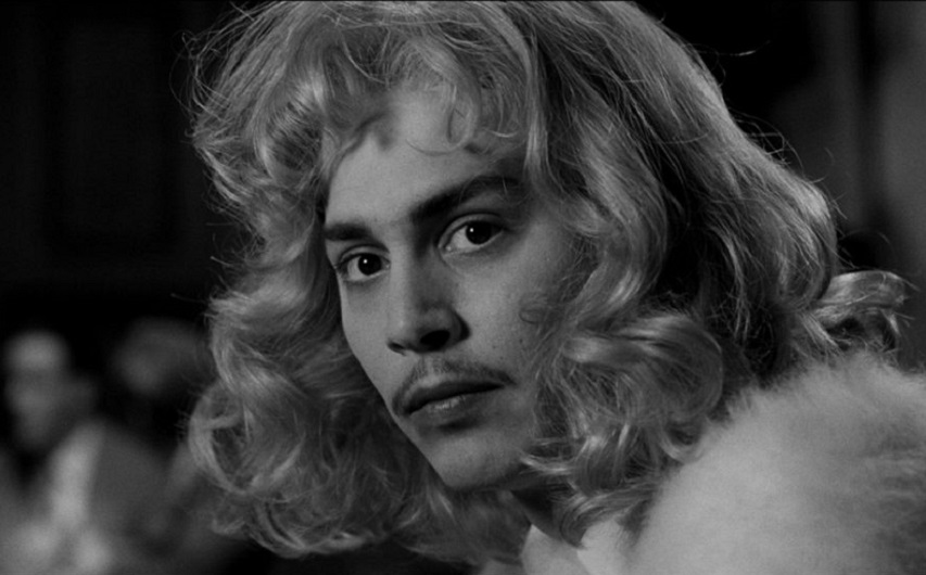 Кадр из фильма «Эд Вуд»