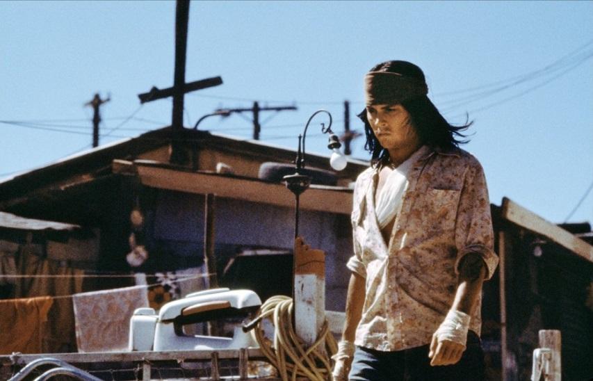 Кадр из фильма «Храбрец»