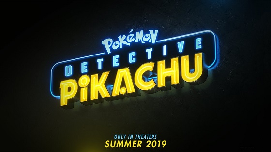 Тизер-постер фильма «Детектив Пикачу»