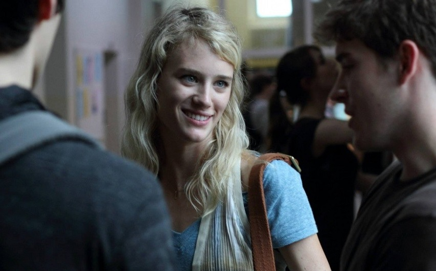 Кадр из фильма «Полной грудью»