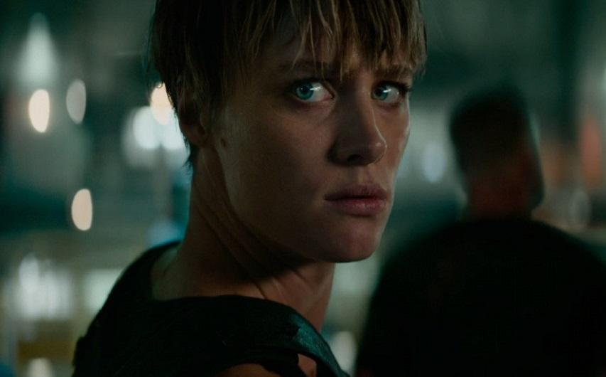 Кадр из фильма «Терминатор: Темные судьбы»