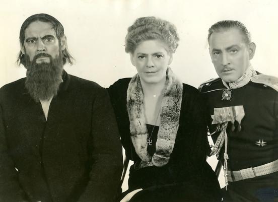 Семья Бэрримор. Фото с сайта vev.ru/