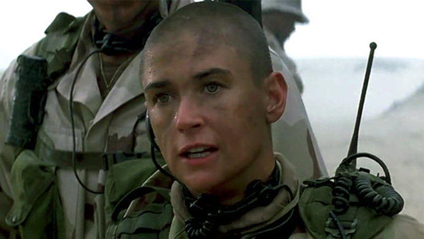 Кадр из фильма «Солдат Джейн»