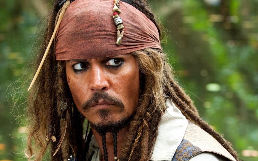 Кадр из фильма «Пираты Карибского»