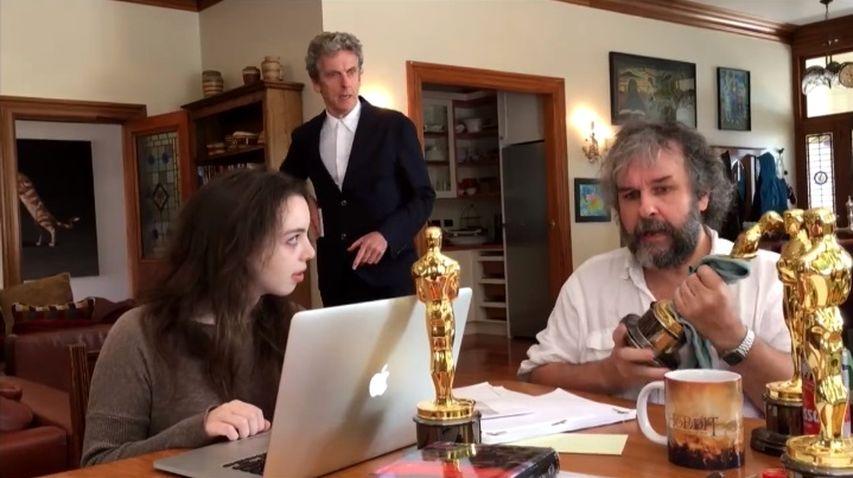 Кадр из видео Home Invasion Питера Джексона