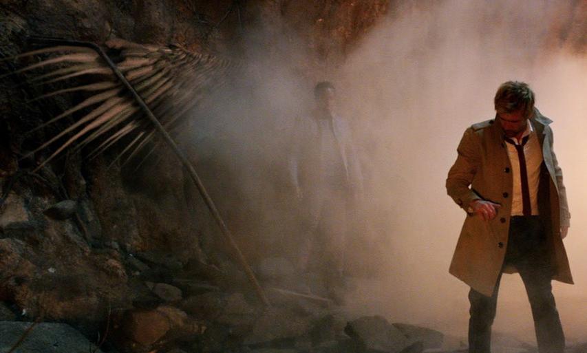 Кадр из сериала «Константин»