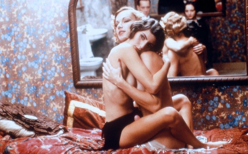 Кадр из фильма «Генри и Джун»