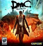 Обложка игры DmC: Devil May Cry
