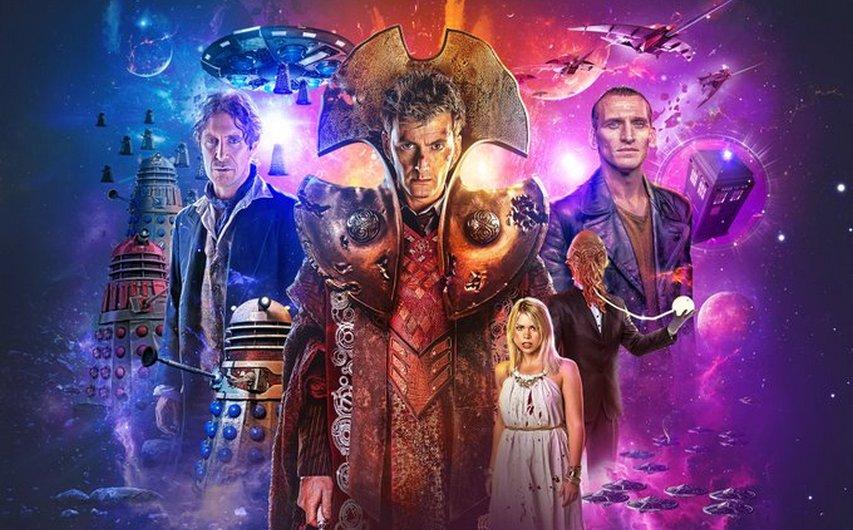 Промо спецвыпуска сериала «Доктор Кто»