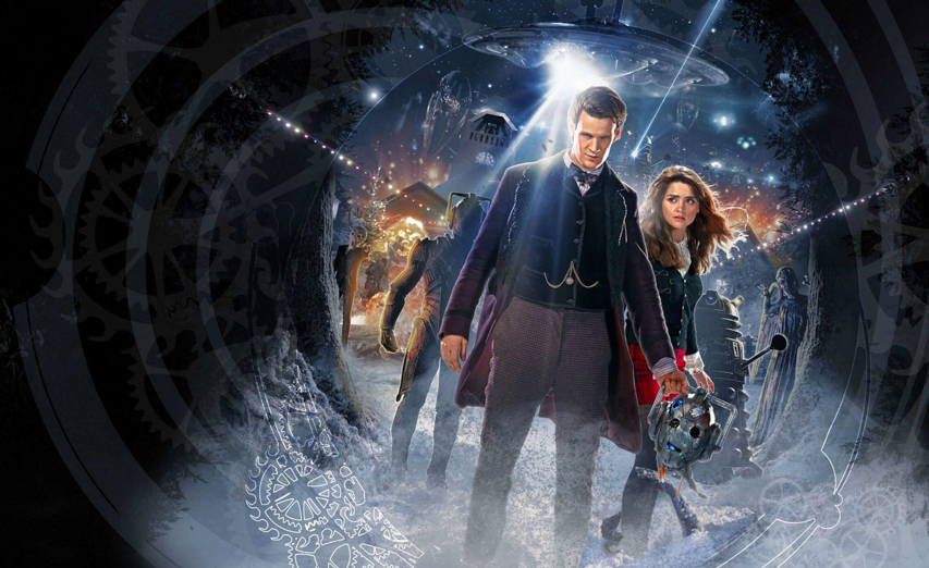 Постер сериала «Доктор Кто»