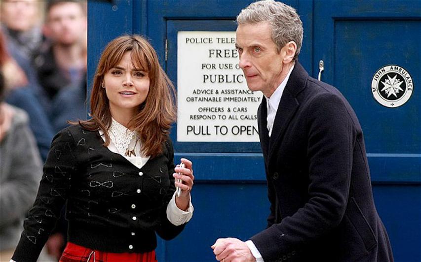 Кадр из сериала «Доктор Кто»