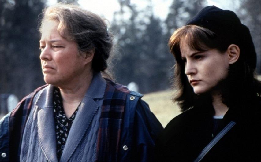 Кадр из фильма «Долорес Клэйборн»