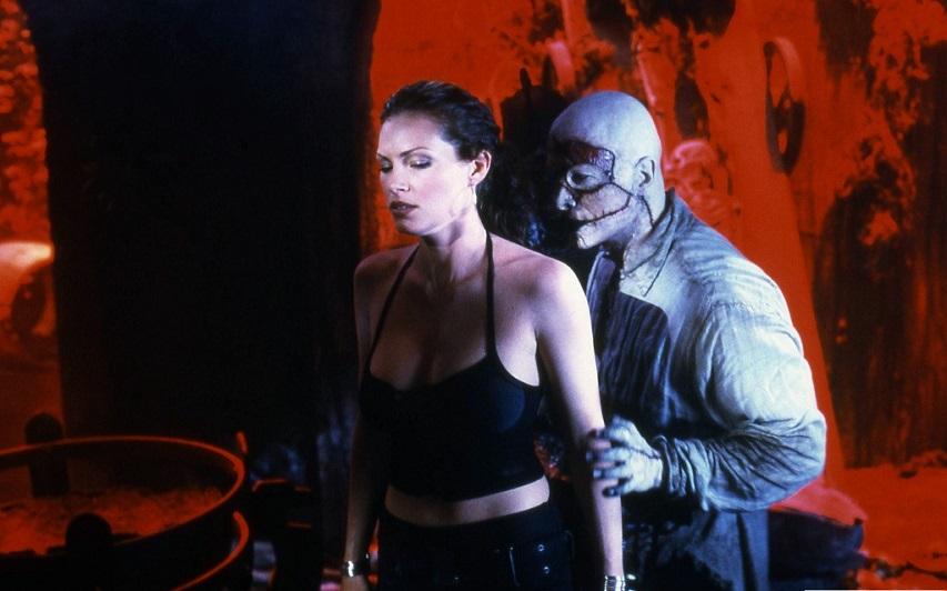 Кадр из фильма «Дом мертвецов»