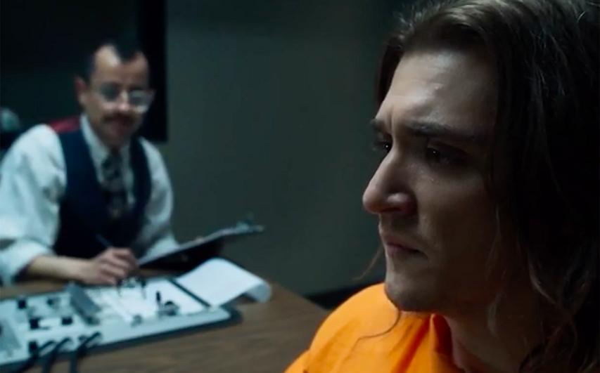 Кадр из сериала «Допрос»