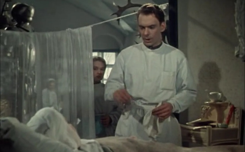 Кадр из фильма «Дорогой мой человек»