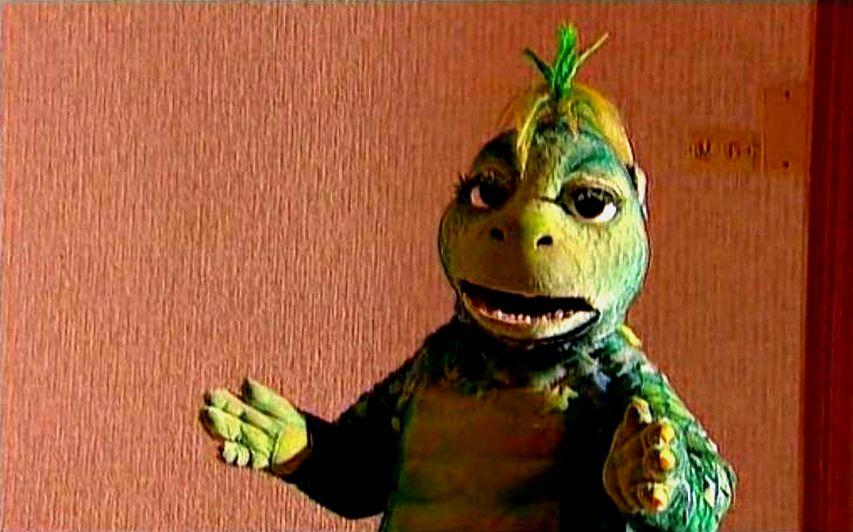 Кадр из сериала «Дракоша и компания»