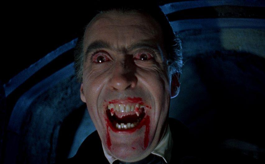 Кадр из фильма «Дракула»