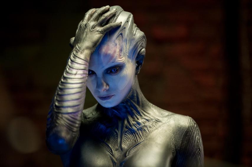Кадр из фильма «Вратарь галактики»