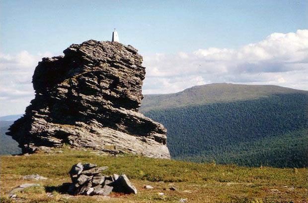 Перевал Дятлова. Фото с сайта forum-grad.ru