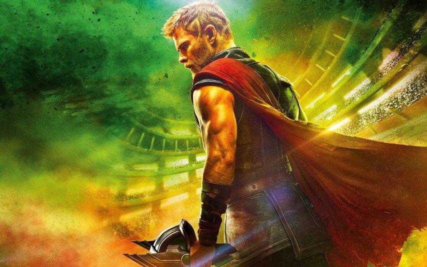 Постер к фильму «Тор: Рагнарек»