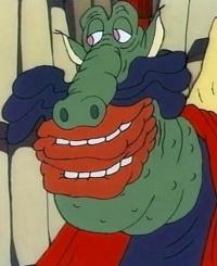 Кадр из мультфильма «Ух ты, говорящая рыба»