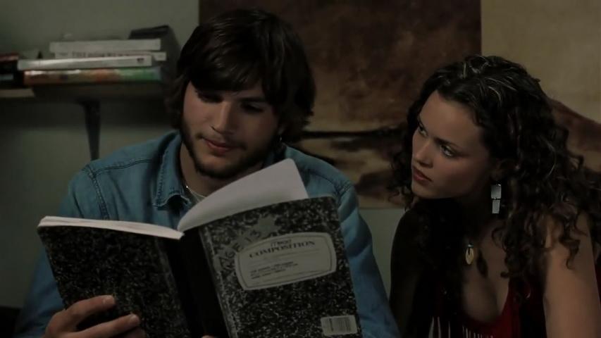 Кадр из фильма «Эффект бабочки»