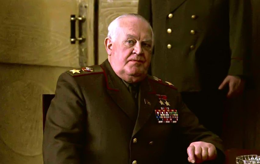 Кадр из фильма «К-19»