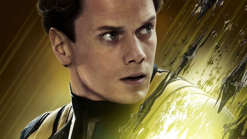 Постер фильма «Стартрек: Бесконечность»