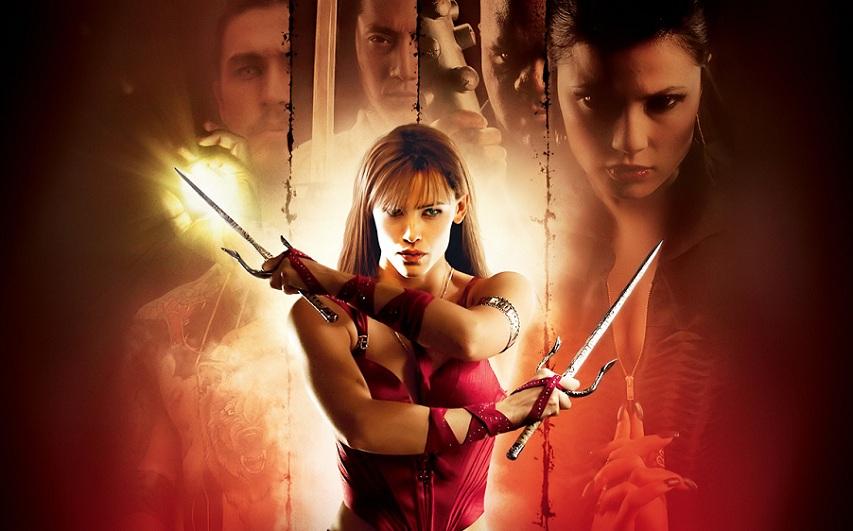 Постер фильма «Электра»