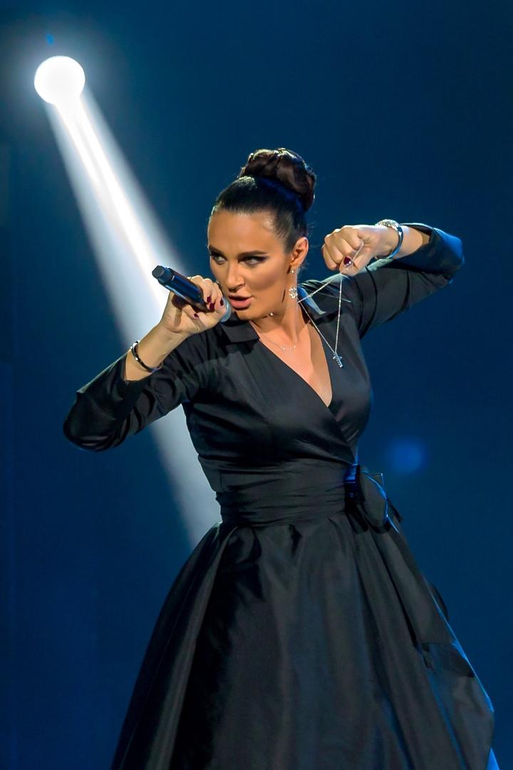 Фото с концерта Елены Ваенги с сайта vk.com