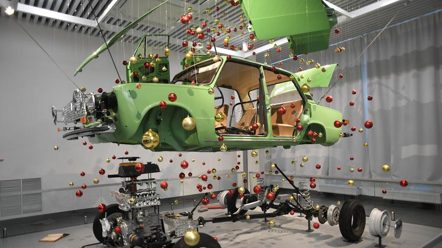Музей военной техники входит в Топ-10 самых интересных музеев военной тематики мира